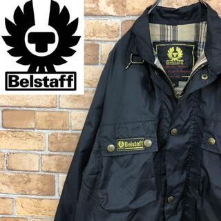 ベルスタッフ(BELSTAFF)の☆ベルスタッフ☆Belstaff ナイロンジャケット 薄手 黒(ナイロンジャケット)