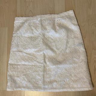 スマッキーグラム(SmackyGlam)のレース スカート(ミニスカート)