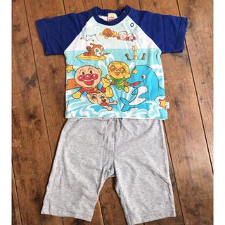 アンパンマン(アンパンマン)のアンパンマン  パジャマ 半袖(パジャマ)