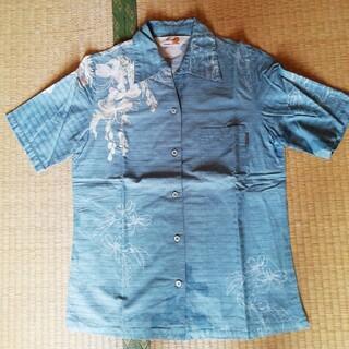 マンゴ(MANGO)のMangoかりゆしウェア サマーセール☺️(シャツ/ブラウス(半袖/袖なし))