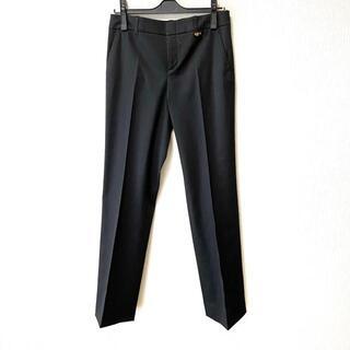 グッチ(Gucci)のグッチ パンツ サイズ38 S レディース - 黒(その他)