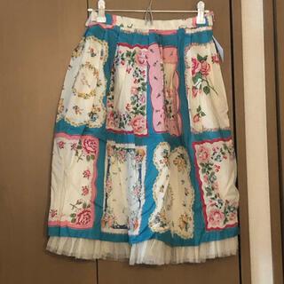 エミリーテンプルキュート(Emily Temple cute)のエミキュ エミリーテンプルキュート スカート(ひざ丈スカート)