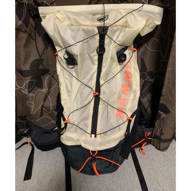 Mammut(マムート)のマムート デュカンスパイン 28-35 メンズのバッグ(バッグパック/リュック)の商品写真