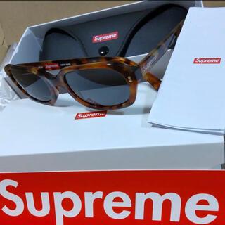 シュプリーム(Supreme)のsupreme sunglasses vega 21 SS サングラス 定価販売(サングラス/メガネ)