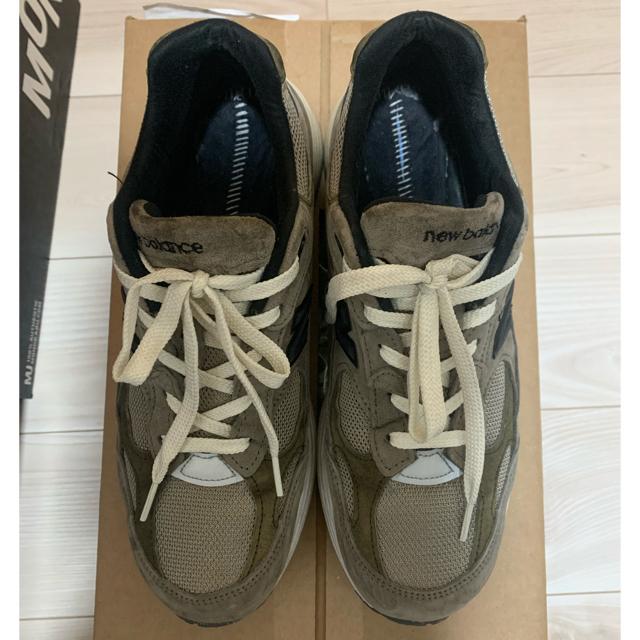 New Balance(ニューバランス)のjjjjound 992 27 メンズの靴/シューズ(スニーカー)の商品写真