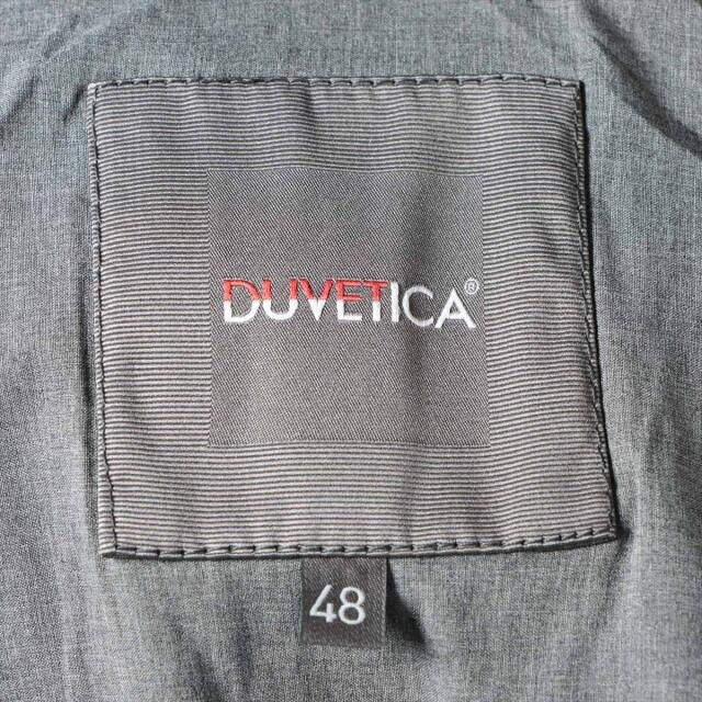 DUVETICA(デュベティカ)のデュベティカ  コットン×ナイロン 48 ブラック メンズ その他アウター メンズのジャケット/アウター(その他)の商品写真