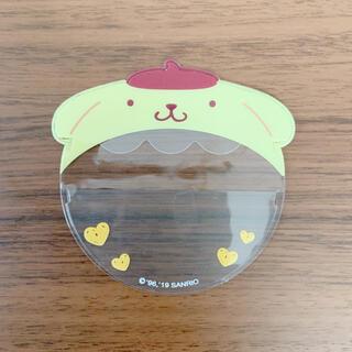 ポムポムプリン(ポムポムプリン)のサンリオ ポムポムプリン 缶バッジカバー 57mm対応(バッジ/ピンバッジ)