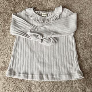 センスオブワンダー(sense of wonder)のセンスオブワンダー 90 長袖トップス フリル(Tシャツ/カットソー)