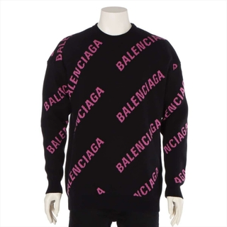 バレンシアガ(Balenciaga)のバレンシアガ  コットン×ウール XS  メンズ ニット(ニット/セーター)