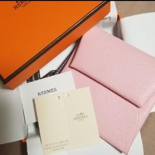 エルメス(Hermes)の新品未使用HERMESコインケース バスティア(コインケース/小銭入れ)