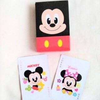 ディズニー(Disney)のミッキートランプ(トランプ/UNO)