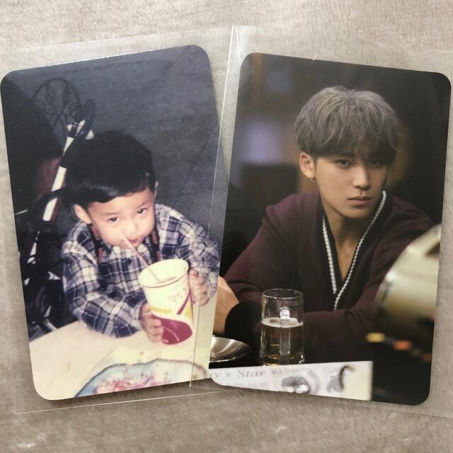 SEVENTEEN(セブンティーン)のseventeen トレカ エンタメ/ホビーのCD(K-POP/アジア)の商品写真