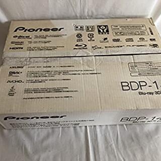 パイオニア(Pioneer)のPioneer ブルーレイディスクプレーヤー SACD対応 BDP-140(ブルーレイプレイヤー)