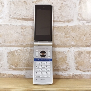 au - TOSHIBA 東芝 ガラケー ガラホ ケータイ 携帯電話 T005 au