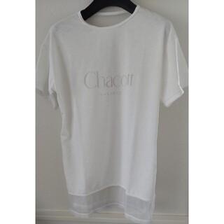 チャコット(CHACOTT)のロゴTシャツ(Tシャツ(半袖/袖なし))
