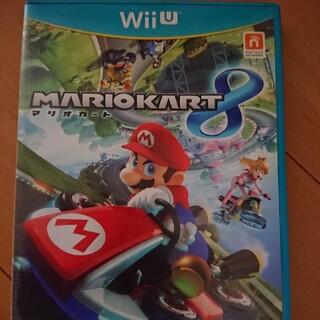 ウィーユー(Wii U)のWii U用ソフト マリオカート8(家庭用ゲームソフト)