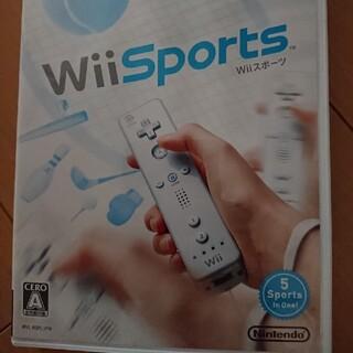 ウィー(Wii)のWii用ソフト Wiiスポーツ(家庭用ゲームソフト)