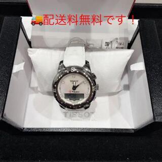 ティソ(TISSOT)の新品 ティソ TISSOT T047.220.46.116.00腕時計(腕時計(アナログ))