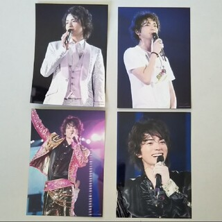 アラシ(嵐)の松本潤/ARASHI Marks 2008 Dream-A-liveフォトセット(アイドルグッズ)