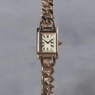 ユナイテッドアローズ(UNITED ARROWS)のユナイテッドアローズ 腕時計 ゴールド(腕時計)