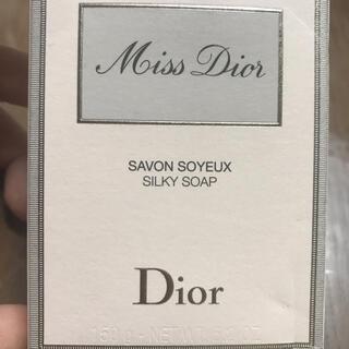 ディオール(Dior)のミス ディオール シルキー ソープ 150g(ボディソープ/石鹸)