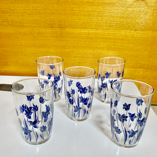 東洋佐々木ガラス - 東洋佐々木ガラス 昭和 レトロ グラス 5個セット