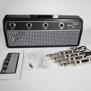 フェンダー(Fender)のキーハンガー アンプ型 フェンダー キーホルダー シールド(ギターアンプ)