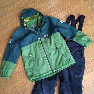 Jack Wolfskin - Jack Wolfskin スキーウェア 130サイズ