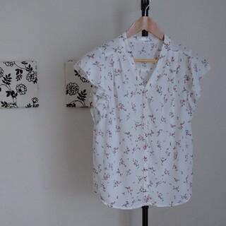 ハニーズ(HONEYS)のハニーズ マオカラー ブラウス(シャツ/ブラウス(半袖/袖なし))
