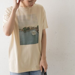 ドアーズ(DOORS / URBAN RESEARCH)のURBAN RESEARCH DOORS  グラフィックtシャツ(Tシャツ(半袖/袖なし))