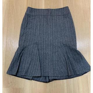 ナラカミーチェ(NARACAMICIE)のナラカミーチェ☆ツイードスカート(ひざ丈スカート)