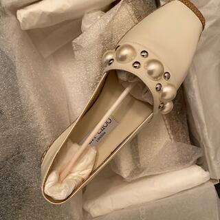 ジミーチュウ(JIMMY CHOO)のジミーチュウ2021SS エスパ(ローファー/革靴)