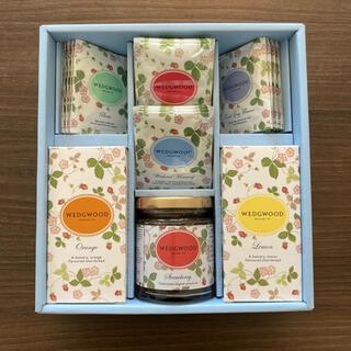 ウェッジウッド(WEDGWOOD)の【新品未開封】ウェッジウッド ワイルドストロベリー アソート紅茶 ギフト(茶)