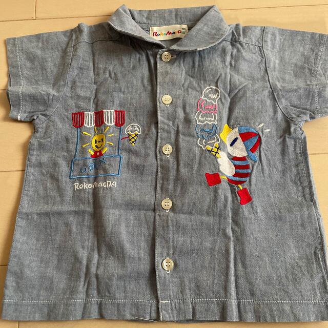 hakka kids(ハッカキッズ)の夏服 6点セット キッズ/ベビー/マタニティのベビー服(~85cm)(パンツ)の商品写真