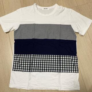 アロイ(ALOYE)のALOYE・Tシャツ(Tシャツ/カットソー(半袖/袖なし))