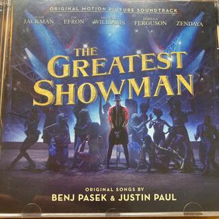 グレーテストショーマン サントラ THE GREATEST SHOWMAN(映画音楽)