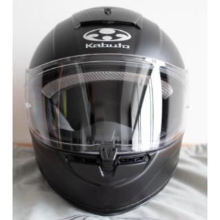 オージーケー(OGK)のOGK AEROBLADE-5フルフェイスヘルメット 黒 M(ヘルメット/シールド)