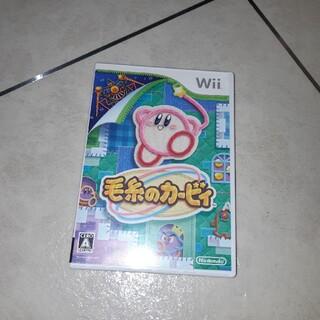 毛糸のカービィ Wii(家庭用ゲームソフト)
