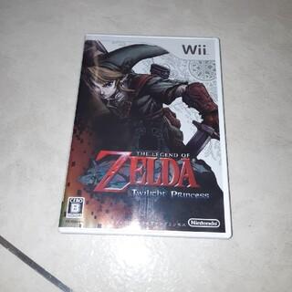 ゼルダの伝説 トワイライトプリンセス Wii(家庭用ゲームソフト)