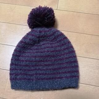 ムジルシリョウヒン(MUJI (無印良品))のニット帽(帽子)
