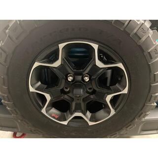Jeep - 限定品 Jeepタイヤ&アルミ5本セット