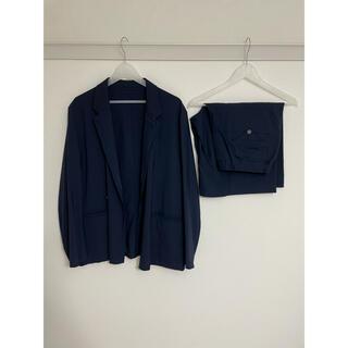 サンシー(SUNSEA)のsunsea 14ss nice material jacket shorts (テーラードジャケット)