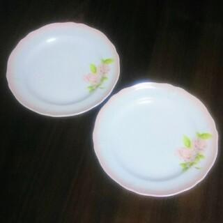 ローラアシュレイ(LAURA ASHLEY)のイマン ダイアナローズ 皿 プレート(食器)