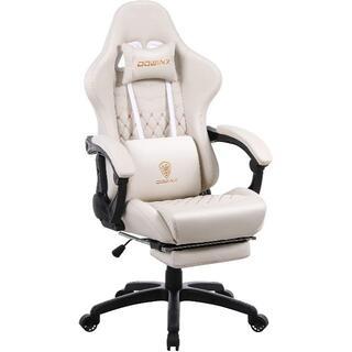 マッサージ機能 ゲーミングチェア  オフィスチェア 椅子(ハイバックチェア)
