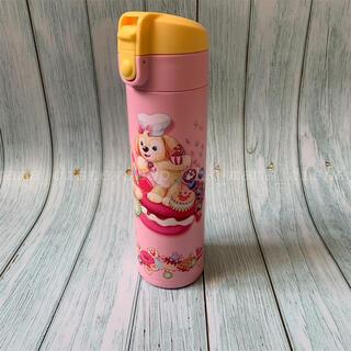ダッフィー(ダッフィー)の🌟SALE🌟香港ディズニー クッキーアン ダッフィー ステンレスボトル 水筒(水筒)