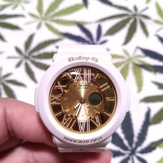 ベビージー(Baby-G)のCASIO Baby-G bga-160ks ジーショック KESHAモデル(腕時計)