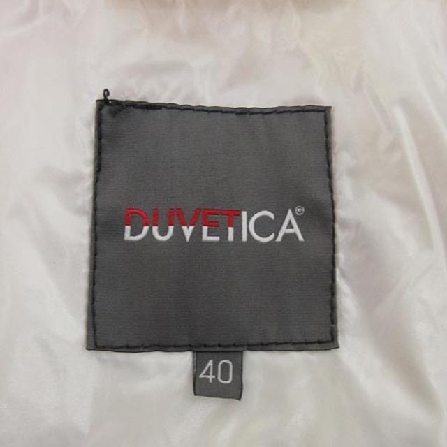DUVETICA(デュベティカ)のデュベティカ Acanto ダウンジャケット 国内正規 40 ピンク レディースのジャケット/アウター(ダウンジャケット)の商品写真