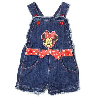 ディズニー(Disney)の80cm Disney Short overall(パンツ)