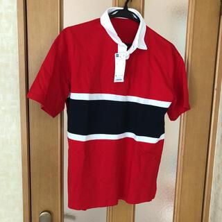 ジーユー(GU)のラガーシャツ  S(ポロシャツ)
