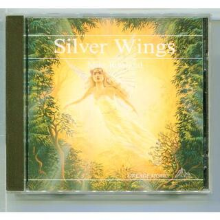 Mike Rowland / Silver Wings  (ヒーリング/ニューエイジ)